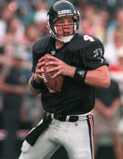 Brett Favre, la plus grosse erreur des Falcons