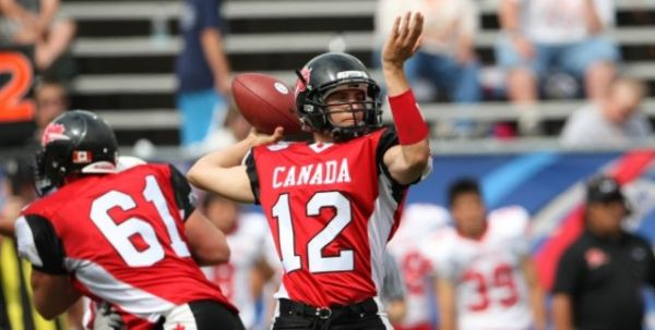 Football américain (NFL) Team-canada