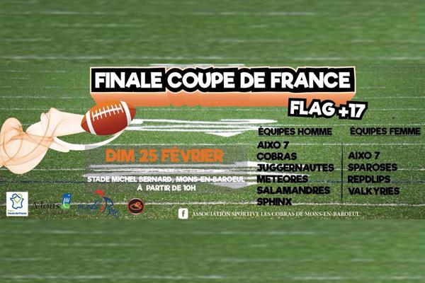 La Finale se jouera à Mons-en-Baroeul