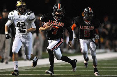 Lakeland high school football dreadnaughts 5a state champions