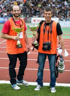Pierre-Rémy Hochedez et Guillaume Mouchet