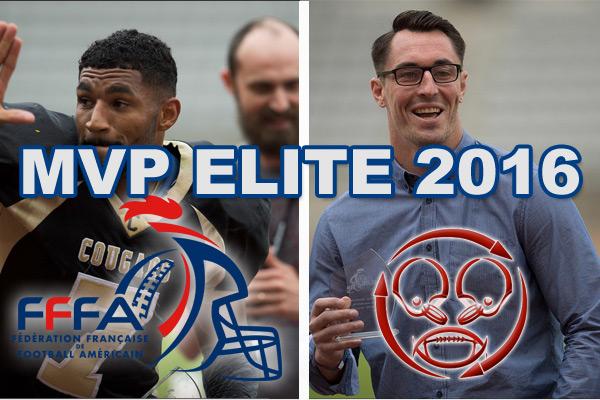 Votez pour les MVP Elite 2016 - Football Américain et NFL