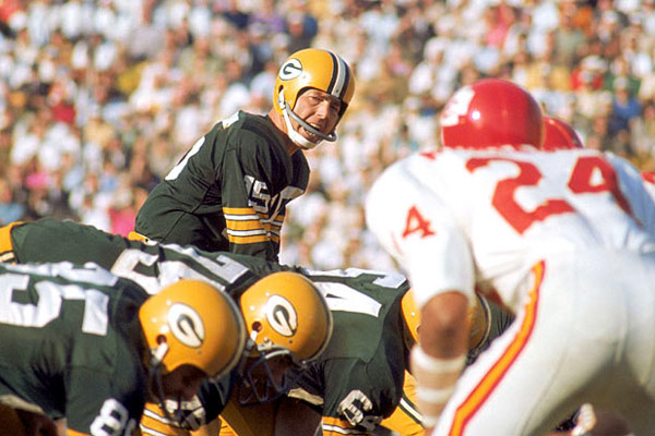 Bart Starr, MVP du Super Bowl I