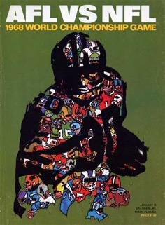 Le programme du Super Bowl II