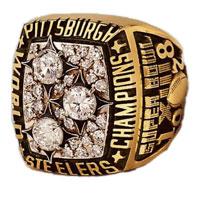 La 3ème bague des Steelers