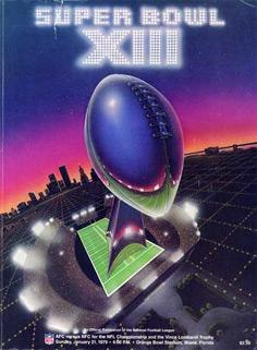 Le programme du Super Bowl XIII
