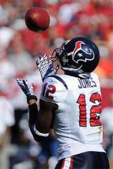 Jones au retour de punt