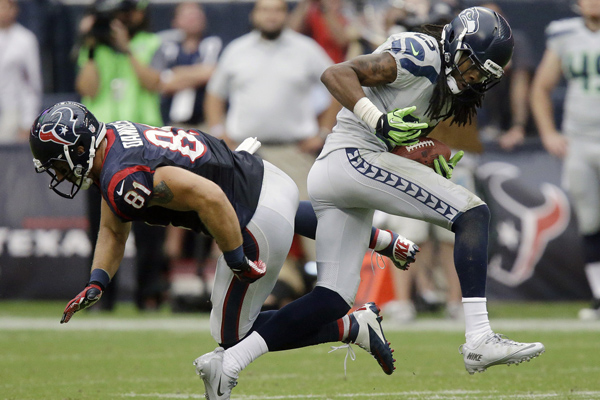 Des Seahawks renversants ! - Football Américain et NFL