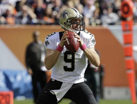 Drew Brees, un QB dans le Top 3 NFL