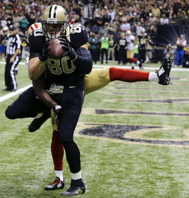Graham pour le touchdown