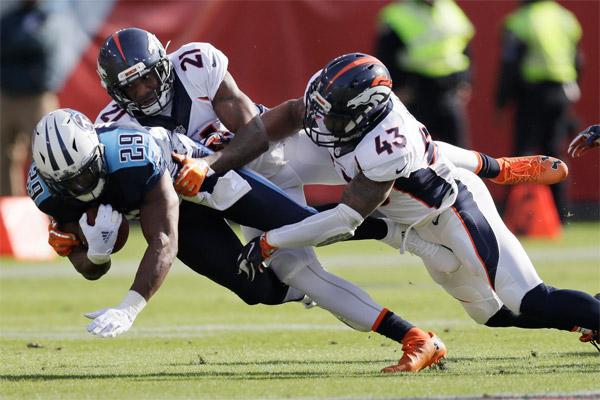 DeMarco Murray a été précieux face aux Broncos dimanche