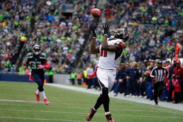 Julio Jones, la clé du match pour les Falcons ?