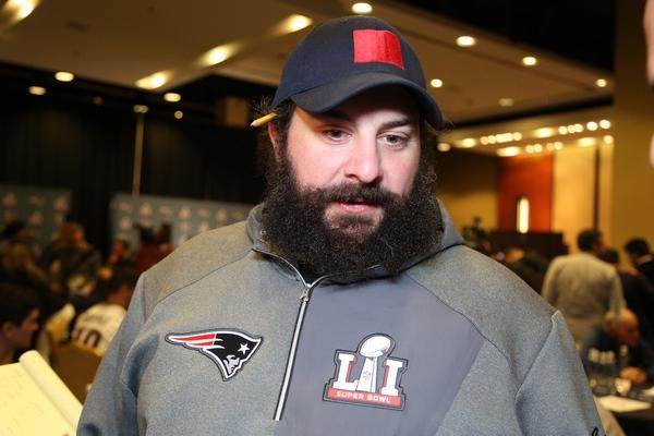 Patriots Defensive Coordinator Matt PATRICIA