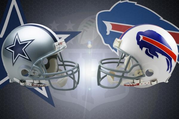 NFL, Week 10 2003 : Dallas Cowboys vs Buffalo Bills