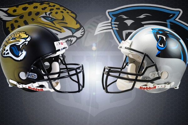 Nfl Week 1 2015 Jacksonville Jaguars Vs Carolina