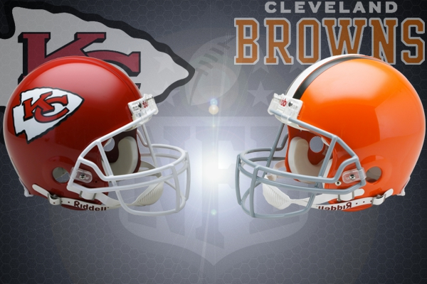 Nfl Week 16 2015 Kansas City Chiefs Vs Cleveland Browns