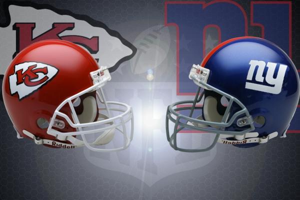 NFL Week 2 2001 Kansas City Chiefs Vs New York Giants