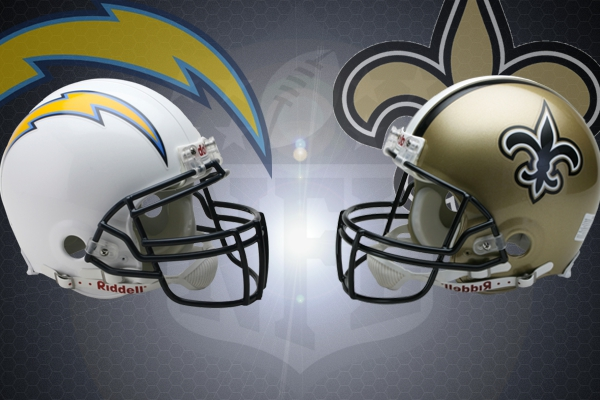 NFL, Week 4 2016 : Los Angeles Chargers vs New Orleans ...Raiders Vs Falcons