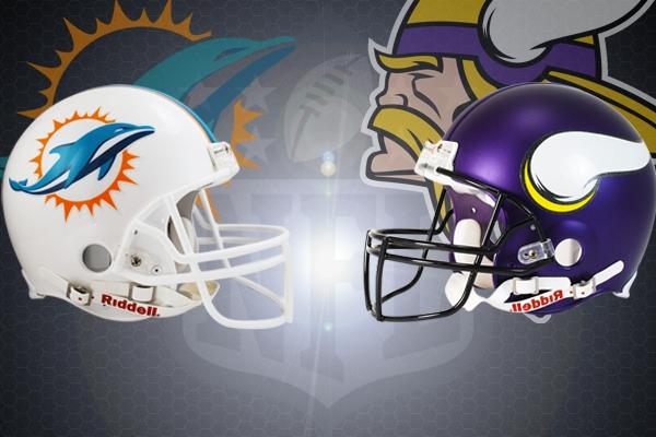 NFL Week 16 2014 Miami Dolphins Vs Minnesota Vikings Football Amricain Et NFL