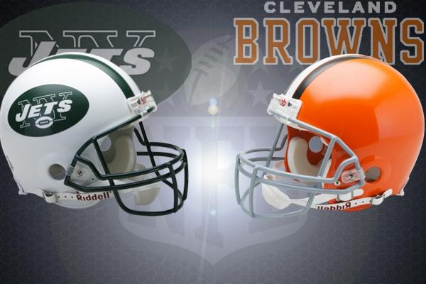 Nfl Week 1 2015 New York Jets Vs Cleveland Browns Football Am 233 Ricain Et Nfl