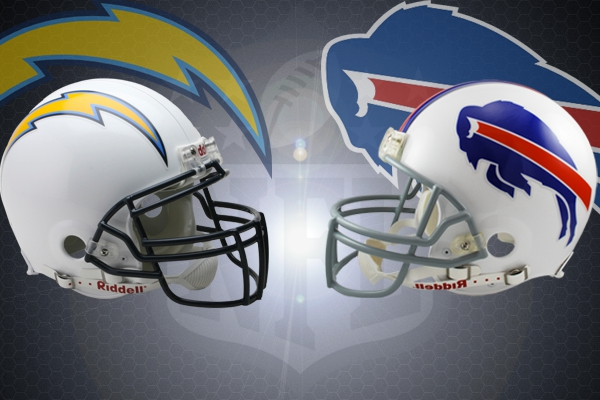 Nfl Week 7 2001 San Diego Chargers Vs Buffalo Bills