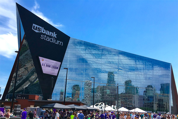 U.S. Bank Stadium de Minneapolis