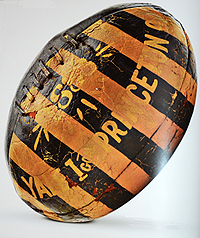 Le ballon de Yale v Princeton