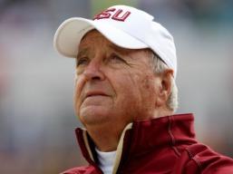Coach Bobby Bowden