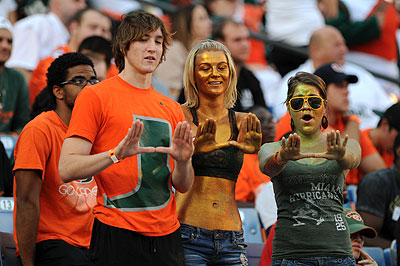 It is all about the U !