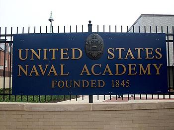 L'académie navale