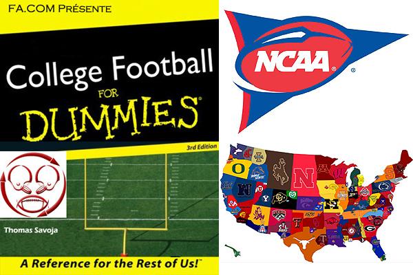 Le College Football pour les Nuls