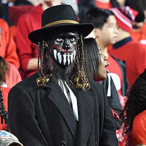 Les fans de Rutgers broient du noir