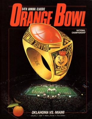 Oklahoma vMiami(1988)