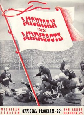 Michigan vMinnesota(1941)