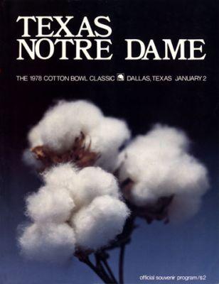 Notre DamevTexas(1978)
