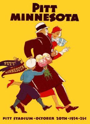 Pitt vMinnesota(1934)