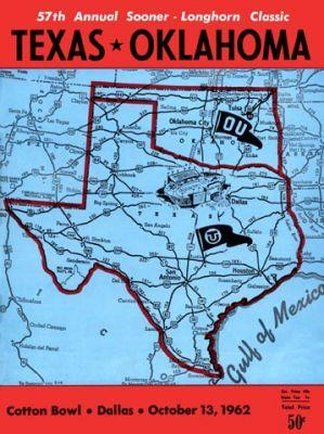 Texas vOklahoma(1962)