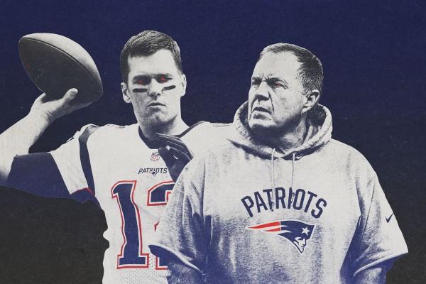 Tom Brady et Bill Belichick, le duo Coach-QB le plus prolifique de l'histoire