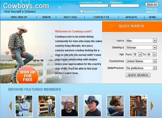 Les origines du site de rencontre gay