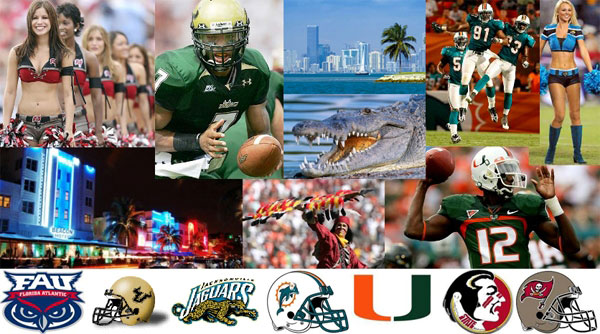 Florida Football Tour 2011