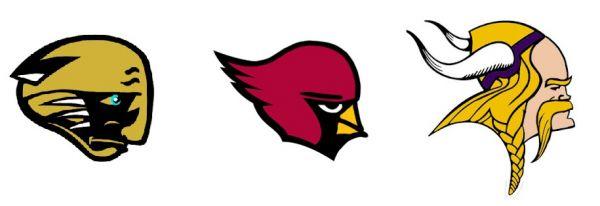 Le visage de Manning sur les Logo - 1