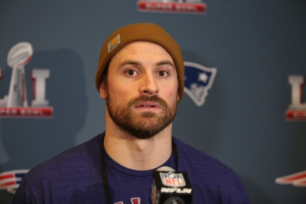 Patriots DE Chris Long