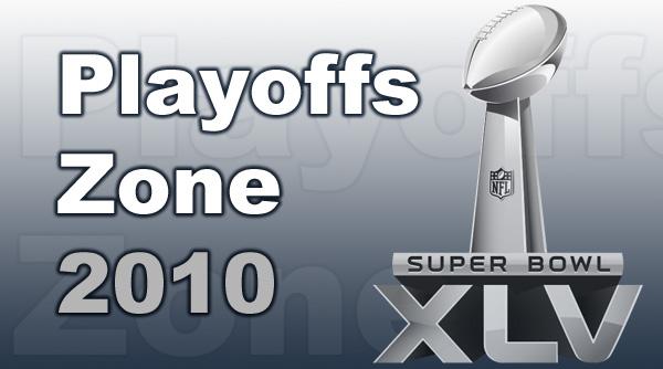 NFL Playoffs Zone 2010