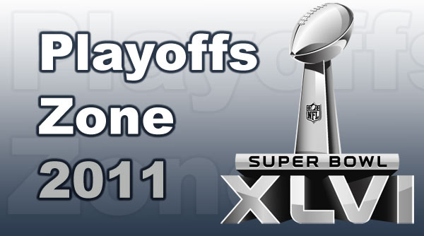 NFL Playoffs Zone 2011