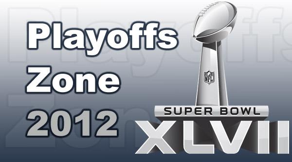 NFL Playoffs Zone 2012