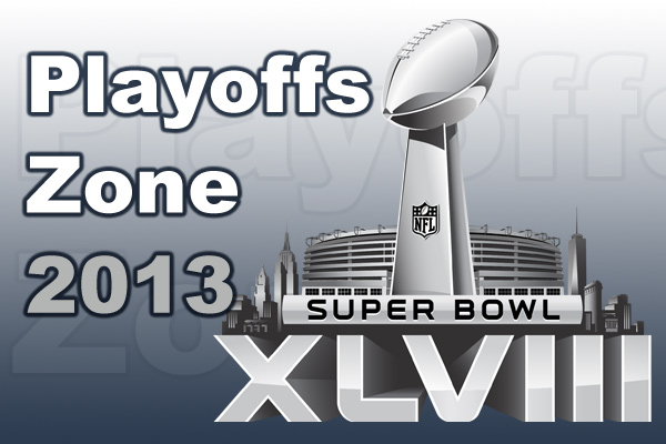 NFL Playoffs Zone 2013