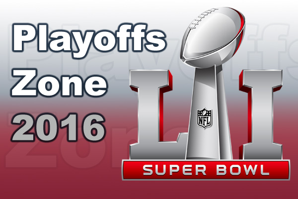 NFL Playoffs Zone 2016