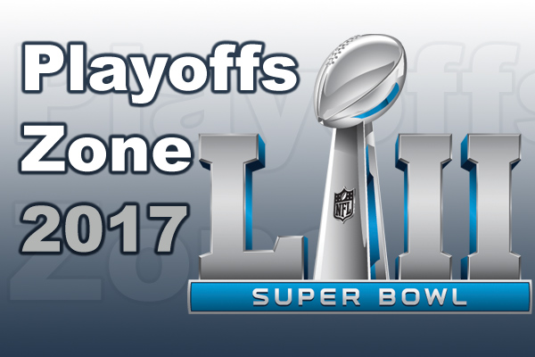 NFL Playoffs Zone 2017