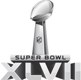 Logo du Super Bowl 47