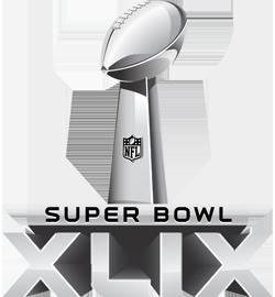 Logo du Super Bowl 49